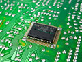 Electronic Circuit Royalty Free Stock Photography - 8220707