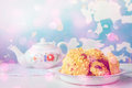 Homemade Cornflakes Cookies Stock Photography - 82223472