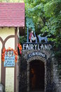 Fairyland Caverns At Rock City Gardens In Chattanooga, Tennessee Stock Image - 82255451