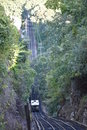 The Lookout Mountain Incline Railway In Chattanooga, Tennessee Royalty Free Stock Image - 82258066