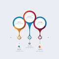 Vector Infographics Timeline Design Template Royalty Free Stock Photos - 82283978