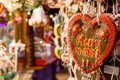 Confectionery Stall At Winter Wonderland Royalty Free Stock Image - 82293626