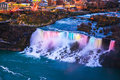 Bird View Of Niagara Falls Stock Photos - 82308983