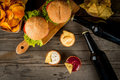 Selection Of Different Food For A Party Stock Image - 82309561