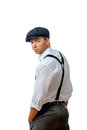 Young Man Wearing A Cap Royalty Free Stock Images - 82331769