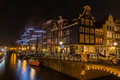 WISP By Pitaya, An Artwork At The Amsterdam Light Festival 2016 Stock Photography - 82343992