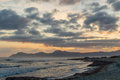 Sunrise Over Northeastern Mallorca Royalty Free Stock Images - 82362129