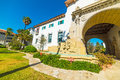 Santa Barbara Courthouse On A Clear Day Royalty Free Stock Photos - 82376118