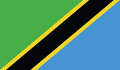 Flag Of Tanzania  Icon Illustration Stock Photos - 82383023