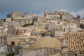 A View Over Old Town Of Erice, Sicily Royalty Free Stock Images - 82390389