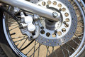 Motorcycle Wheel Details Royalty Free Stock Photo - 8247395