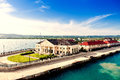 Cruise Port In Falmouth - Jamaica Royalty Free Stock Photography - 82486827