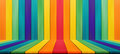 Empty Candy Rainbow Color Tabletop For Display Montage Your Prod Stock Images - 82510444