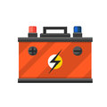 Accumulator Battery Energy Power And Electricity. Stock Photo - 82530480