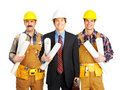 Builders Stock Photography - 8261082