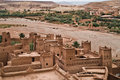 Ait Ben Haddou Kasbah Stock Photography - 8267762