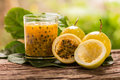 Passion Fruit Stock Image - 82631981