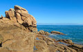 Beautiful Rocky Sea Coast Royalty Free Stock Photo - 82705795