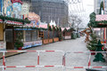 The Crime Scene At Christmas Market In Berlin Royalty Free Stock Photo - 82835395