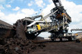 Opencast Mining Royalty Free Stock Images - 82885579
