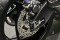 Motorcycle Disc Brake. Royalty Free Stock Photos - 82907798