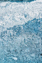 Blue Frosty Glass Ice Background, Natural Beautiful Frost Ice Pattern Royalty Free Stock Image - 82998596