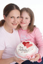 Mother And Daughter Stock Photos - 831153
