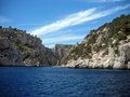 Calanque De Cassis Royalty Free Stock Images - 832999