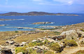 Ancient Delos Ruins, Greece Stock Images - 83014514