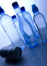 Bottles And Tins Royalty Free Stock Photos - 8329958