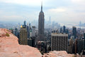 New York City Skyline – Midtown And Empire State Building Royalty Free Stock Photo - 83200425