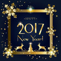 Happy New Year 2017 Stock Images - 83212134