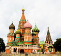 St Basil S Cathedral, Moscow, Russia Stock Photos - 8331323