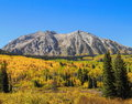 Fall In The Rockies Stock Photography - 83323032