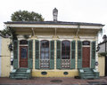 French Quarter Residence Stock Photography - 83349492