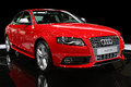 Sports Car Isolated - Audi S4 Royalty Free Stock Photo - 83366215