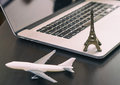 Business Air Travel To Paris France, Royalty Free Stock Photography - 83395817