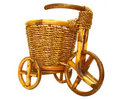 Decorative Basket Royalty Free Stock Image - 8347996
