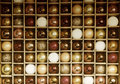 Colorful Background Grid Pattern Of Vintage Glass Holiday Decora Royalty Free Stock Photography - 83457047