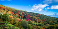 Blue Ridge Mountains And Blue Ridge Parkway Royalty Free Stock Images - 83461779