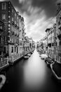 Water Canal In Venice Stock Photography - 83475092