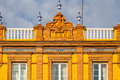 Detail Of Historic Building In The City Centre Of Seville,Spain Stock Photo - 83478430
