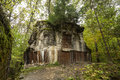 Wolf`s Lair,  Adolf Hitler`s Bunker, Poland. First Eastern Front Military Headquarters, World War II. Complex Blown Up, Abandoned Royalty Free Stock Photos - 83479068