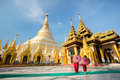 Shwedagon Pagoda Stock Images - 83590874