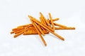 Pretzel Sticks. Royalty Free Stock Photography - 83599837