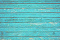 Section Of Turquoise Blue Wood Panelling From A Seaside Beach Hut. Royalty Free Stock Photos - 83607668