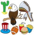 American Collection 1 Stock Images - 8378834