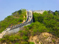 Huanghuacheng Lakeside Great Wall Section Royalty Free Stock Image - 83742766