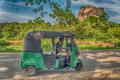 Sri Lanka: Ancient Lion Rock Fortress In Sigiriya Stock Photo - 83772990