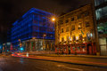 Evening Traffic In Dublin Royalty Free Stock Image - 83791916